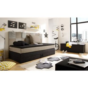 boxspringbetten online kaufen netto. Black Bedroom Furniture Sets. Home Design Ideas