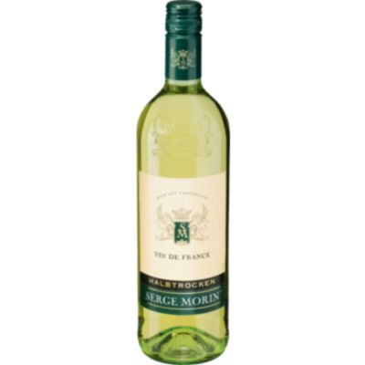 Serge Morin Weiß Vin de France