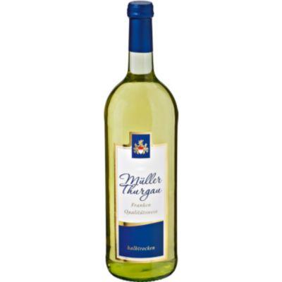 Franken Müller-Thurgau Qualitätswein halbtrocken
