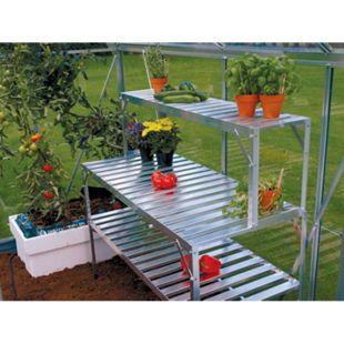 Vitavia Aluminium-Tischaufsatz, eloxiert - Bild 1