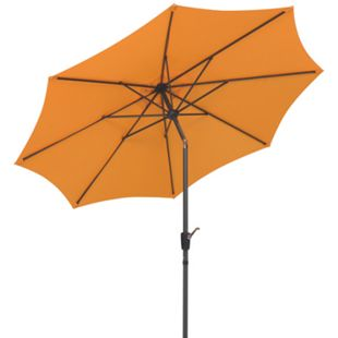 Sonnenschirm Harlem, mandarine - Bild 1