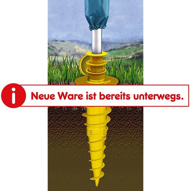 Juwel Bodenschraubanker mit Eindrehwerkzeug - Bild 1
