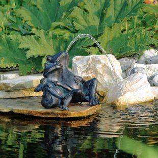 Ubbink Wasserspeierfigur »Frösche« - Bild 1