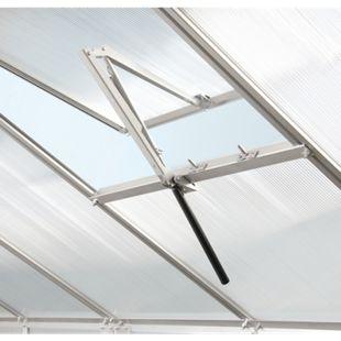 Gewächshaus Dachentlüfter automatisch mit Thermometer - Bild 1