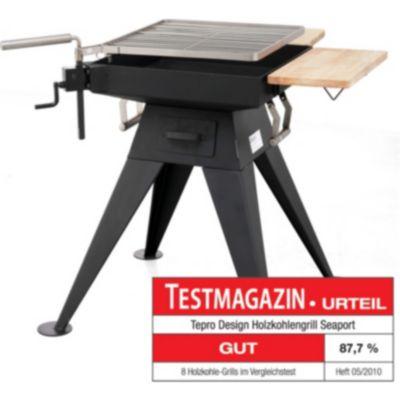 Tepro ´´Seaport´´ Design-Holzkohlengrill