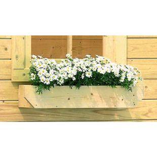 Karibu Blumenkasten für Gartenhäuser - Bild 1