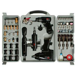 Rowi Druckluft-Werkzeug-Set 71/1 71-tlg. - Bild 1