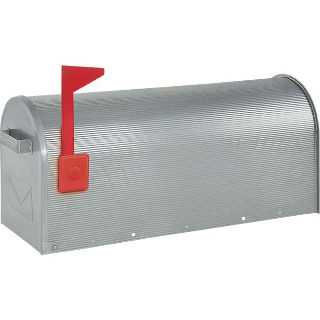 Rottner Mailbox Alu Briefkasten silber - Bild 1