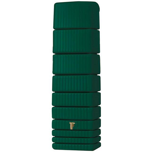 4rain Slim Wand-Tank 650 L grün - Bild 1