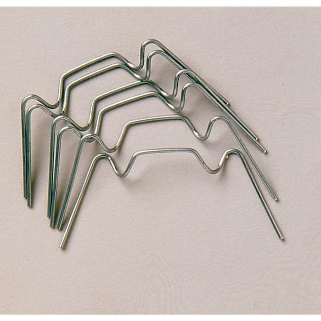 Vitavia Glasfederklammern für Gewächshäuser, 20 Stück - Bild 1