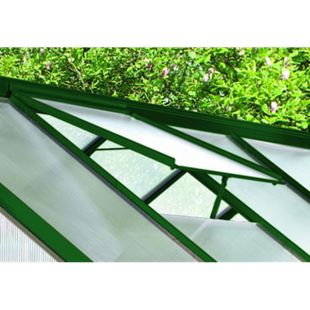 Vitavia Alu-Dachfenster für Calypso, ohne Glas, grün - Bild 1