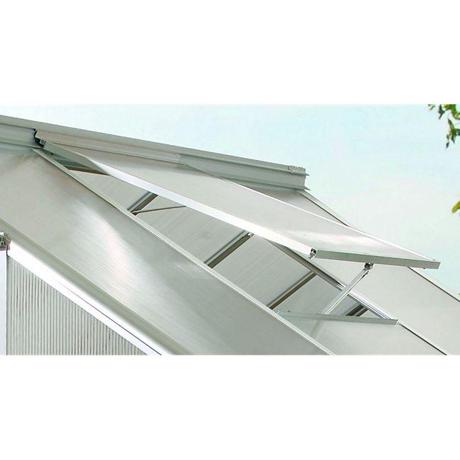 Vitavia Alu-Dachfenster für Triton, ohne Glas, Alu-eloxiert - Bild 1