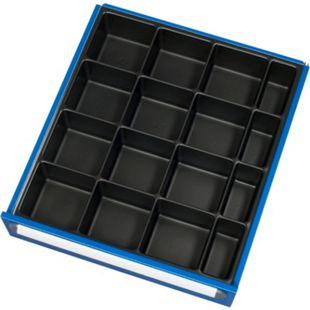 Einteilungs-Set für Rau Werkbank-Schubladen für Schubladen 120+ mm - Bild 1