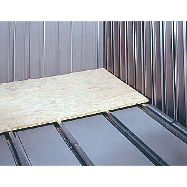 Vitavia Bodenrahmen für Metallgerätehäuser Gr. 1012 & 1014 - Bild 1