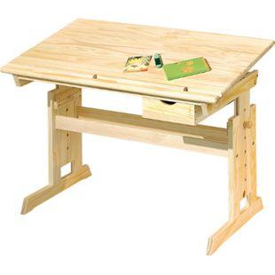 Inter Link Schreibtisch Julia 108x55cm, mit Schublade - Bild 1
