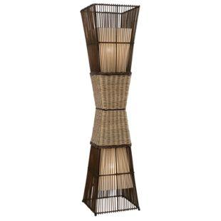 Nino Leuchten Stehleuchte Bamboo - Bild 1