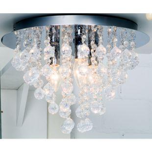 Nino Leuchten Deckenleuchte London, exkl. Leuchtmittel,für 3xE14 - Bild 1