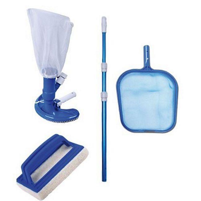 Mauk Pool Reinigungsset für kleine und mittlere Pools - Bild 1