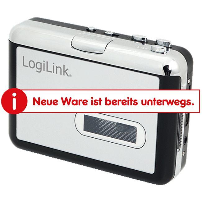 LogiLink UA0156 Kassetten-Digitalisierer mit USB Anschluss - Bild 1