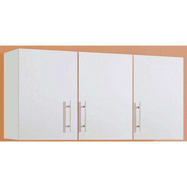HELD Möbel Single-Küche Dallas 120 cm - Melamin weiß - Bild 1