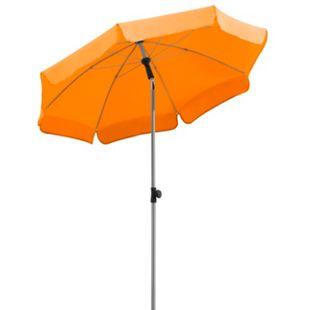 Schneider Sonnenschirm Locarno mandarine, Ø 150 cm - Bild 1