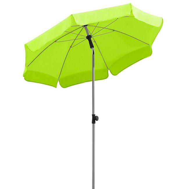 Schneider Sonnenschirm Locarno apfelgrün, Ø 150 cm - Bild 1