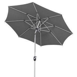 Schneider Sonnenschirm Venedig grau, Ø 270 cm - Bild 1