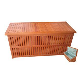 Garden Pleasure Auflagenbox PLANO mit Folieninnentasche - Bild 1