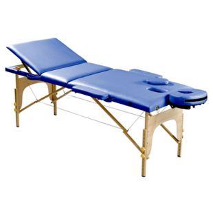 SPORTPLUS SP-MAS-001-K Mobile Massageliege aus Hartholz - Bild 1