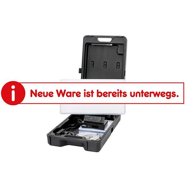 Microelectronic Traveler Kit Easyfind Sat-Anlage inklusive Receiver - Bild 1