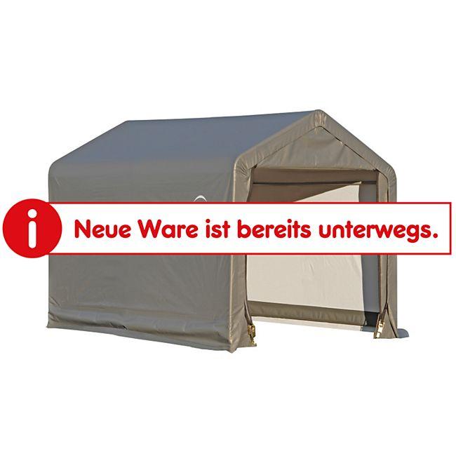 ShelterLogic Gerätehaus 5,4m² - Bild 1