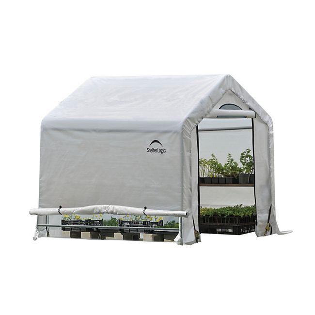 ShelterLogic® Gewächshaus 3,24 m² - Bild 1