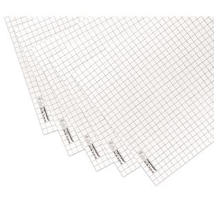 magnetoplan Flipchart-Papier Block a 20 Bl., 70g - flach liegend - Bild 1