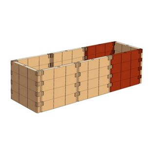 Juwel Profiline Erweiterungs-Set terracotta - Bild 1
