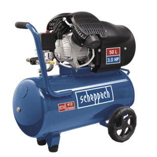 Scheppach Doppelzylinder-Kompressor hc52dc PROFI - Bild 1