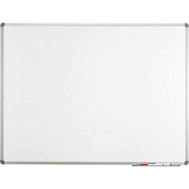 MAUL Whiteboard MAULstandard, Emaille - 90 x 120 cm - Bild 1