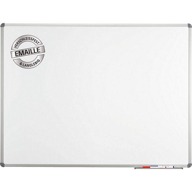 MAUL Whiteboard MAULstandard, Emaille - 30 x 45 cm - Bild 1