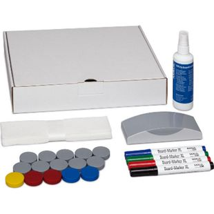 MAUL Whiteboard Zubehör-Set, Karton klein - Bild 1