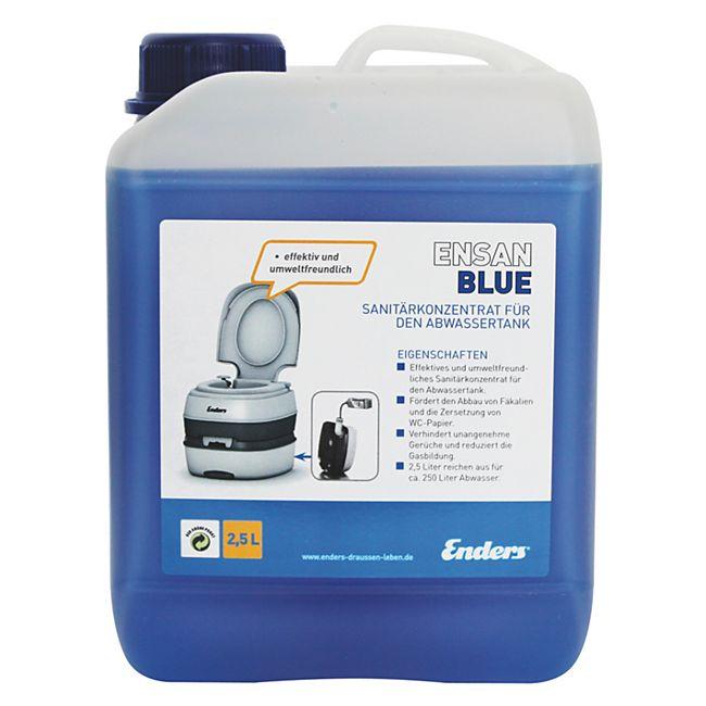 Enders Sanitärflüssigkeit Ensan-Blue, 2,5 L - Bild 1