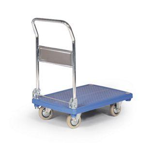 Protaurus Kunststoff-Plattformwagen 200 kg mit 1 Ebene - Bild 1