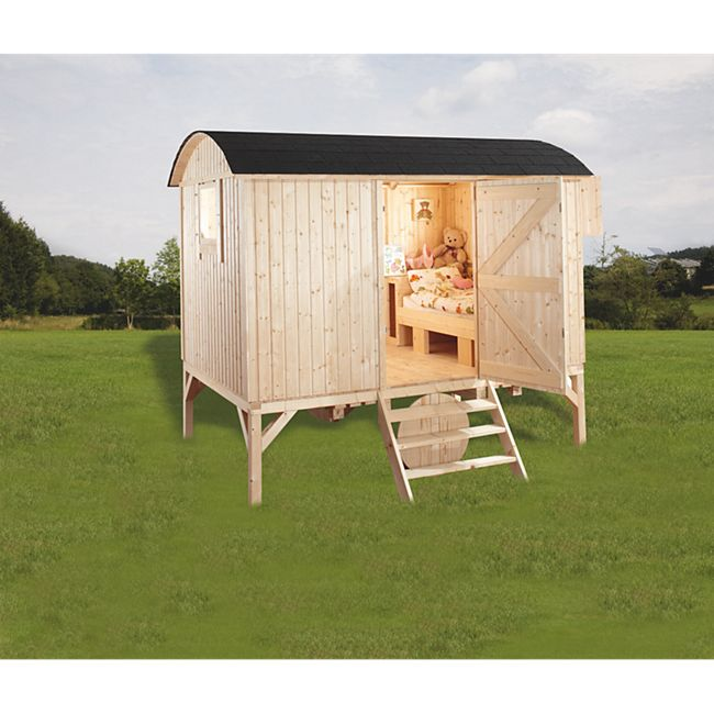 Wolff Finnhaus Camping Bauwagen - Bild 1