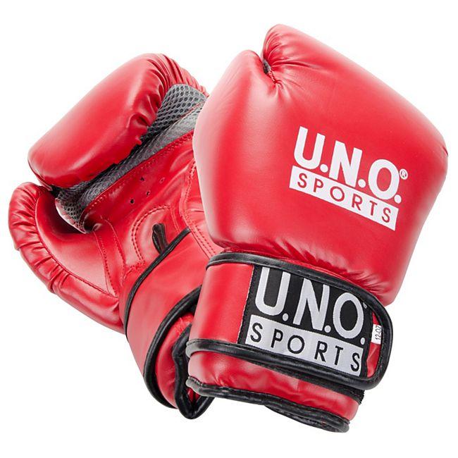U.N.O. Boxhandschuh Fun 10 Unzen - Bild 1