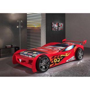 Vipack Autobett Le Mans, rot - Bild 1