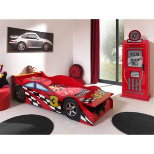 Vipack Autobett/Kinderbett Race Car - Bild 1