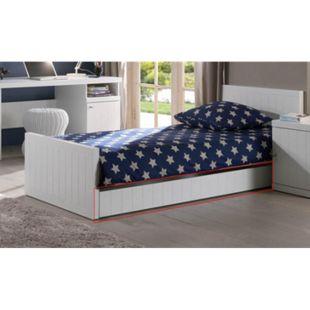 Vipack Bettkasten Robin RORB9014 für Einzelbett - Bild 1