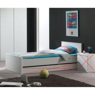 Vipack Einzelbett Lara, 90 x 200 cm - Bild 1