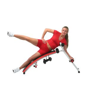 SPORTPLUS SP-SUB-001-W Sit-Up-bench - Bild 1