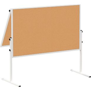 MAUL Moderationstafel MAULsolid, klappbar - Kork - Bild 1