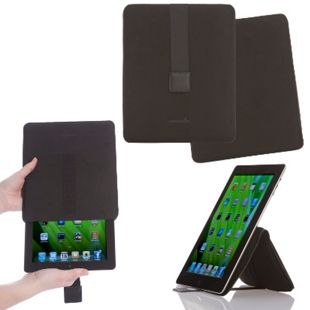 Poppstar vivid color Smart Cover für iPad 2 & 3 iPad - schwarz - Bild 1