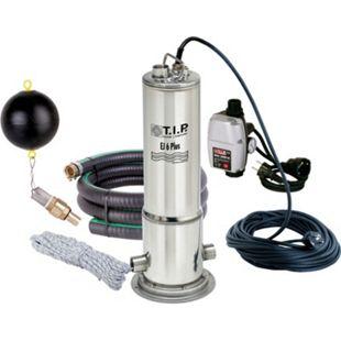 T.I.P. EJ 6 Plus Zisternen-Tauchdruckpumpe komplett mit Anschlusszubehör und elektronischer Steuerung - Bild 1